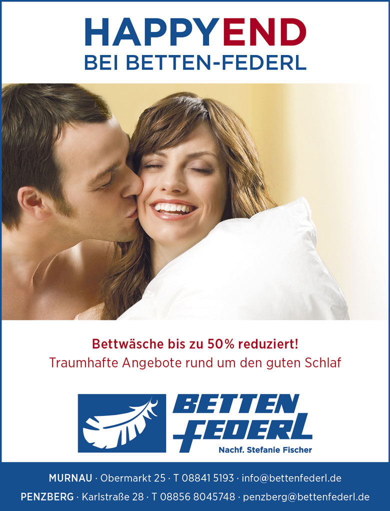 Happy End bei Betten Federl